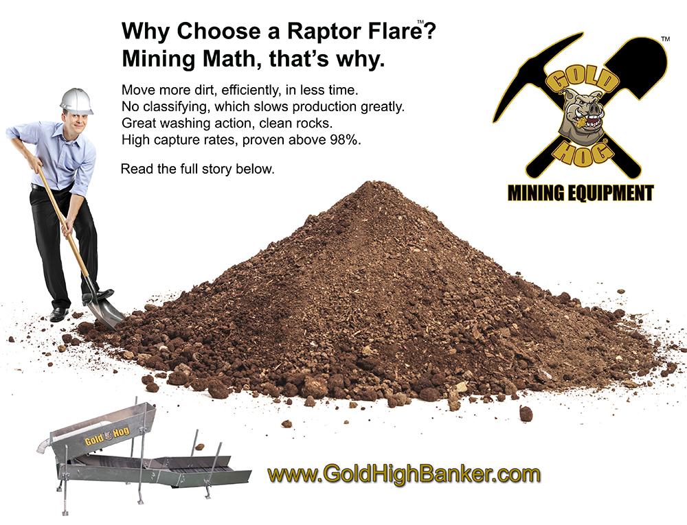 Gold Hog Highbanker